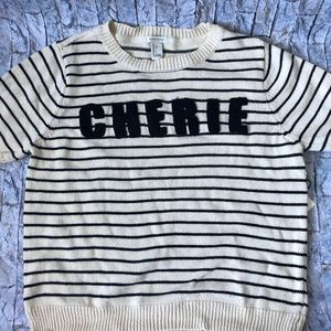 FOREVER 21 Cherie Sweater NWT